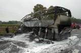 Katastrofa autokaru w Jeżewie. Piętnaście lat temu w wypadku zginęli białostoccy maturzyści (ZDJĘCIA)