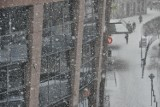 Śnieg popada dziś do wieczora (PROGNOZA)