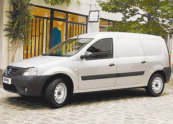 Dacia nie jest może ślicznotką, ale w tym segmencie samochodów nie o to chodzi.