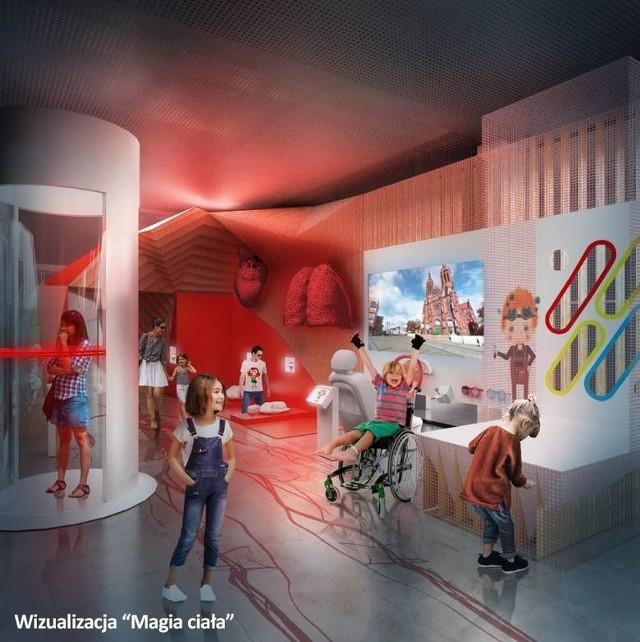 Wystawa dla najmłodszych będzie otwarta już we wrześniu tego roku, wystawa dla młodzieży i dorosłych - do końca stycznia 2020 roku.