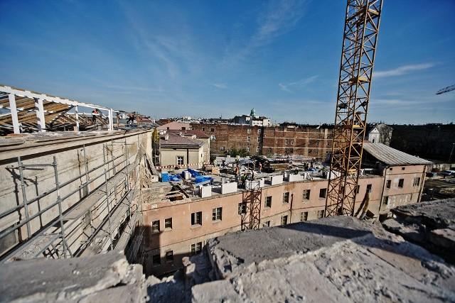 Royal Apartaments - 700m2 z widokiem na WawelRoyal Apartaments - 700 m2 z widokiem na Wawel
