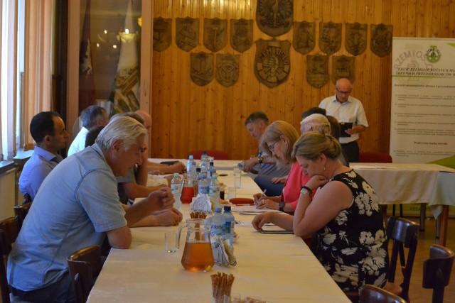W piątek w Cechu Rzemiosł Różnych Małych i Średnich Przedsiębiorców w Lipnie wybrano nowe władze