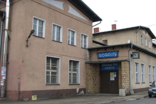 Do rozboju doszło na dworcu w Gogolinie.