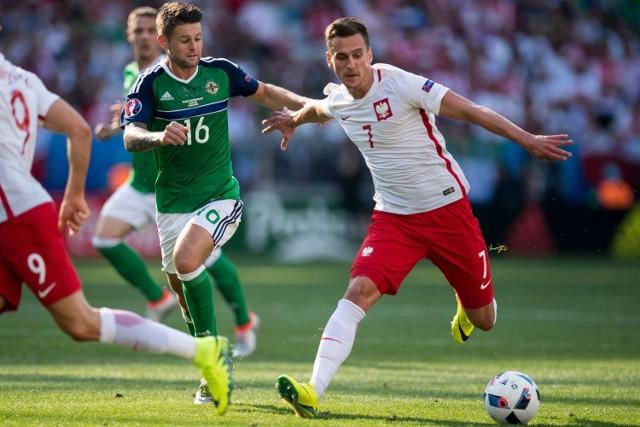 My na swojego pierwszego gola w turnieju musieliśmy poczekać do 12 czerwca. Z Irlandią Północną było ciężko, ale w końcu piłkę do siatki wbił Arkadiusz Milik w 51. minucie. Dodajmy, że w sumie we Francji padło 108 goli, średnio 2,12 na mecz. Najwięcej właśnie między 46 i 60 minutą.