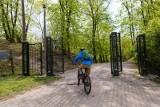 Park Bednarskiego. Po nieprzychylnych komentarzach, Zarząd Zieleni usunął wpisy