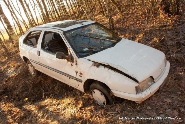 Straty oszacowano na ok. 2 tys. zł