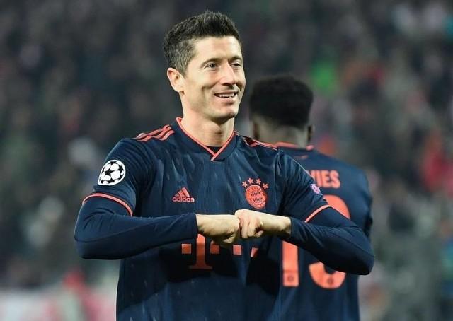 Barcelona - Bayern. Liga Mistrzów 14.08.2020.