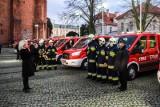 Dostarczył wozy dla strażaków, nie dostał prawie 12 mln zł i został oskarżony. Kulisy afery w wielkopolskim zarządzie OSP