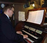 Andrzej Tabisz zagra dziś na festiwalu muzyki organowej w Grodkowie