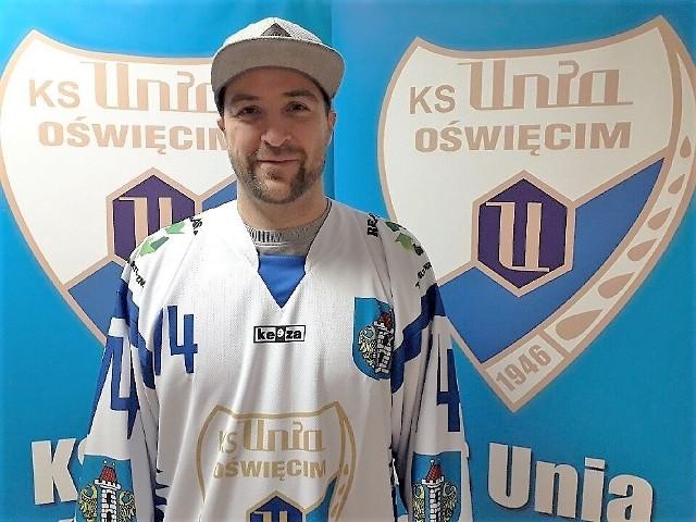 Juha Kiilholma, nowy nabytek Unii Oświęcim