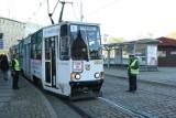 Nożownik w tramwaju! Groził pasażerom śmiercią