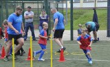 Wyjątkowy trening z okazji Dnia Dziecka dla młodych zawodników Wisły Junior Sandomierz i ich rodziców [ZDJĘCIA]