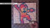 Jak ułożyć obraz z... kostek Rubika