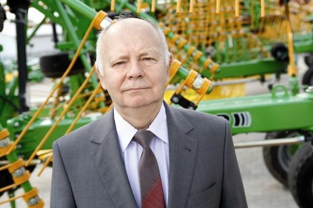 Antoni Stolarski, prezes SaMASZ