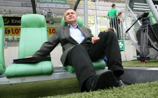 Bogusław Kaczmarek jest przekonany, że jego były zespół czeka w niedzielę trudna przeprawa
