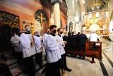 Kraków. Episkopat ponowił Akt Poświęcenia Narodu Polskiego Najświętszemu Sercu Pana Jezusa [ZDJĘCIA]
