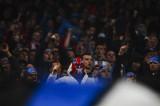 Kibole ćwiczą walkę w hali TS Wisła