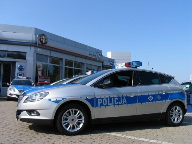 Nowe auto z wideoradarami dla policji
