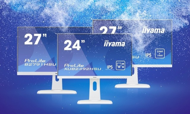 iiyamaTrzy nowe monitory iiyama