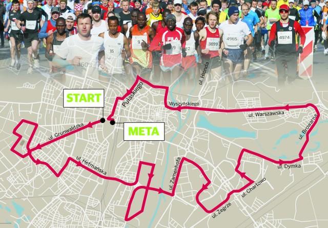 Poznań Maraton: Święto biegaczy i utrapienie kierowców