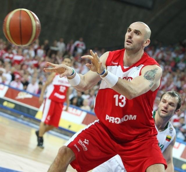Marcin Gortat we wrześniu grał w barwach Polski w Eurobaskecie, ale teraz czekają go chyba trudniejsze wyzwania w lidze NBA.
