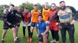 Jeden jedyny przybysz z Tonga w Łodzi trenuje z Master Pharm Rugby [GALERIA ZDJĘĆ]