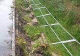 Ulewny deszcz uszkodził ścieżkę rowerową z Zielonej Góry Zawady do Cigacic