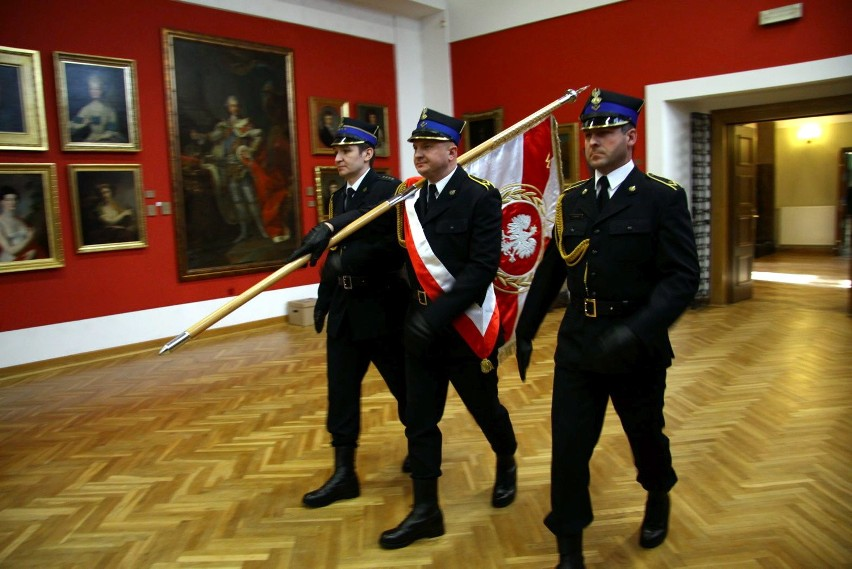 Nowy szef lubelskiej straży pożarnej. Chce dać strażakom nowoczesną odzież