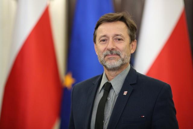 Piotr Nowacki jest doradcą prezydenta RP do spraw sportu.