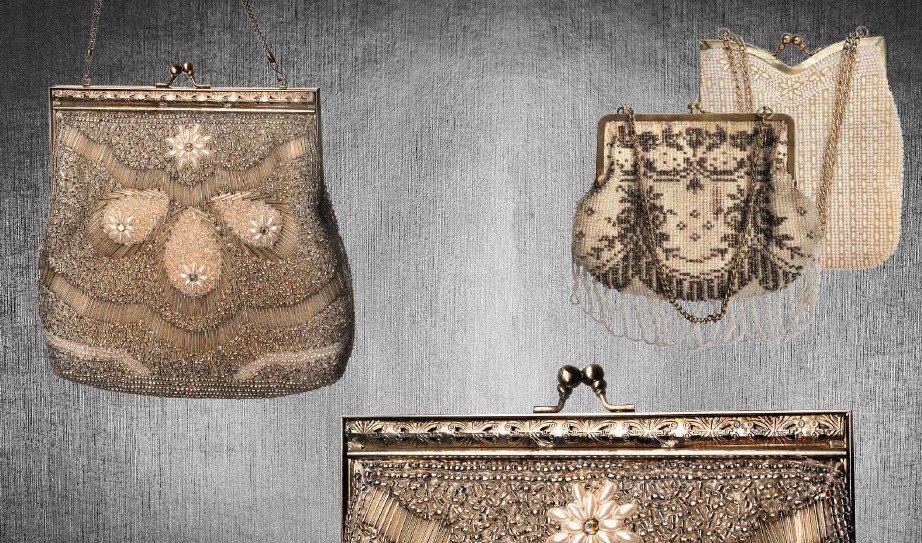 42bd50719622c Wystawa torebek vintage to unikatowy zbiór dzieł zgromadzonych przez Dorotę  Wróblewską, które przetrwały próbę czasu