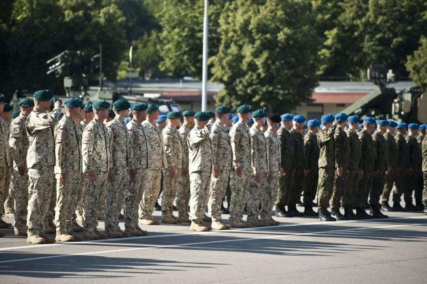 To był wyjątkowy dzień dla 8. Koszalińskiego Pułku...
