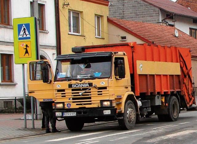 Śmieci z Proszowic nie powinny trafiać w wysypisko do Żębocina