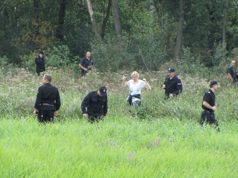 Poszukiwania 16-latki