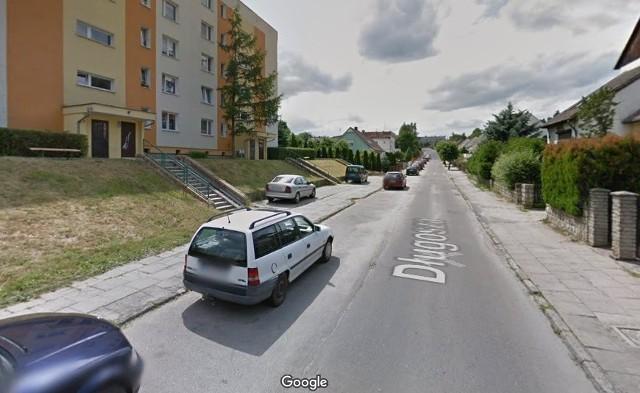 Ulica Długosza ma zostać zrobiona w sześć miesięcy od podpisania umowy z wykonawcą.