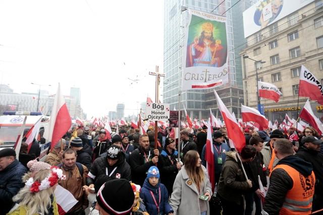 Sąd przyznał rację Trzaskowskiemu ws. zakazu Marszu Niepodległości. Organizatory złożą apelację
