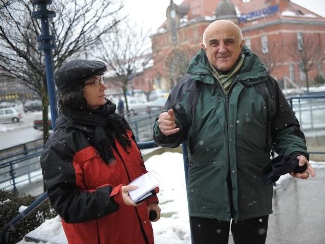 - Pieniądze z 1 procentu nie są własnością rodziców - tłumaczą Teresa i Kazimierz Jednorogowie.