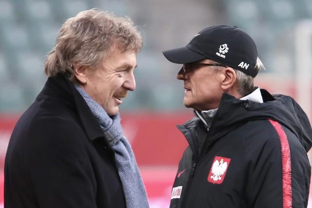 Zbigniew Boniek rozstał się z Adamem Nawałką