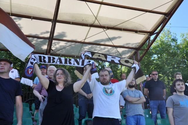 Kibice Garbarni pomogli zespołowi w odniesieniu zwycięstwa nad Zniczem