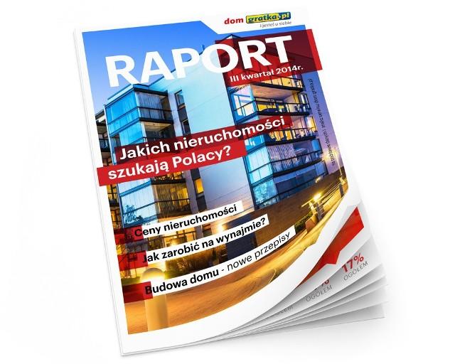 Raport z rynku nieruchomości – III kwartał 2014 r.