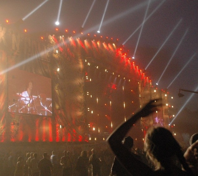 W tym roku wielu woodstockowiczów czekało na występ zespołu Papa Roach i Leszka Możdzera. Czy koncerty wypadły tak, jak się tego spodziewaliście?