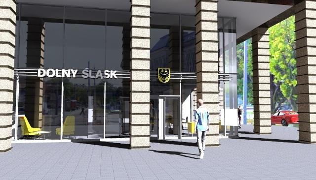 Siedziba biura znajduje się w budynku Forum am Carolaplatz w samym centrum Drezna.