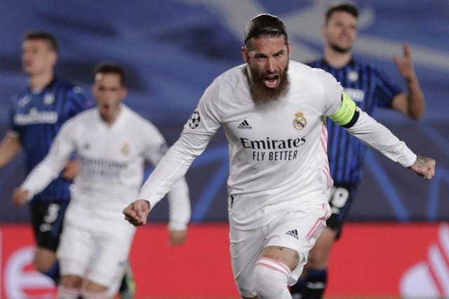 Sergio Ramos i jego koledzy z Realu jeśli pokonają Sevillę zostaną liderem ligi hiszpańskiej