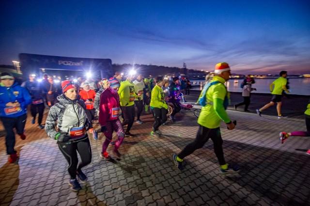 Bieg z Maltańskim Światełkiem ma już wieloletnią tradycję i renomę wśród poznańskich biegczy