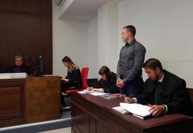W poniedziałek Maciej K. stanął przed sądem. Na czas procesu będzie on przebywał w areszcie