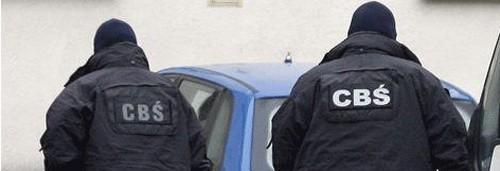 Zatrzymanie mężczyzny zleciło CBŚ z Gdańska.