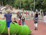 Plac Gwiazd w Międzyzdrojach to nowoczesna strefa zabawy i rekreacji dla dzieci [ZDJĘCIA]
