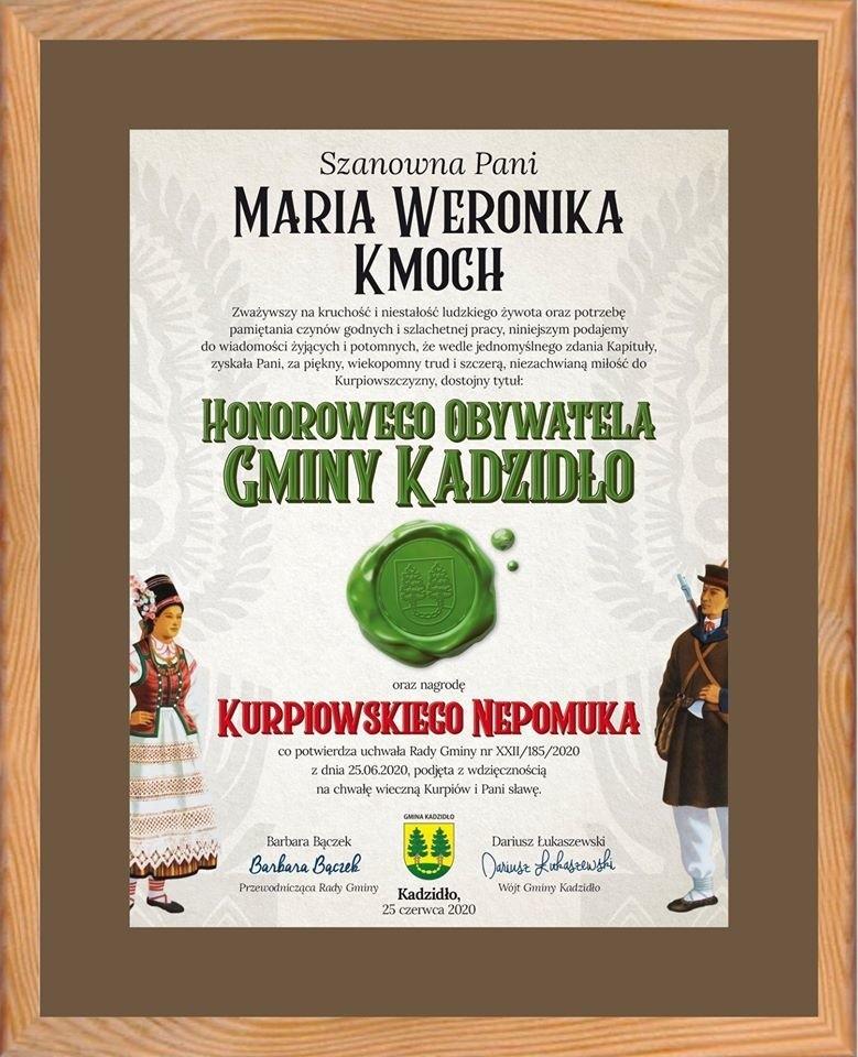 Kadzidło. Muniek Staszczyk Honorowym Obywatelem Gminy Kadzidło. Kto jeszcze?