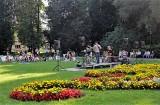 Ballady i jazz, czyli muzyka w parku dzikowskim w Tarnobrzegu [ZDJĘCIA]