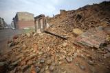W Świętochłowicach zawaliła się ściana wyburzanej kamienicy. Ewakuowano mieszkańców. Dziś zacznie się sprzątanie terenu