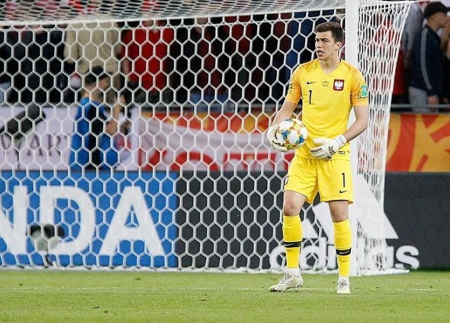 Radosław Majecki znalazł się w szerokiej kadrze na Euro!